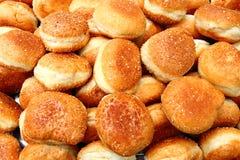 Variedade de pão Fotografia de Stock