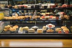 Variedade de pastelaria Foto de Stock Royalty Free