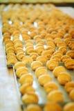 Variedade de produto da padaria, bolos , rolos, pastelarias dinamarquesas Foto de Stock Royalty Free