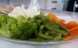 Variedade de vegetais foto de stock royalty free