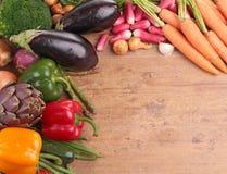 Vegetais crus fotos de stock royalty free