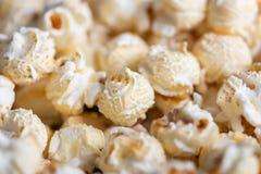 Variedades da pipoca do cogumelo do close up foto de stock royalty free