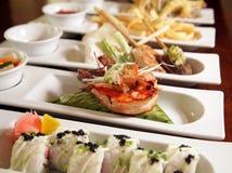Variedades de alimento foto de stock royalty free