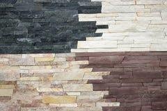 Variedades de mármol del travertino Imagen de archivo libre de regalías
