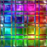 Variegated glass Royalty Free Stock Images