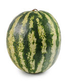 Variegated rind of a watermelon Stock Photo