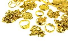 Varies Jewelry Stock Image