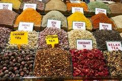 Varietà del tè Immagini Stock Libere da Diritti