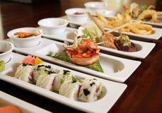 Varieties of food Stock Images