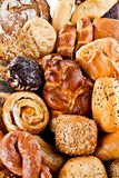 Variety of bread Royalty Free Stock Images