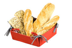 Variety of bread Royalty Free Stock Image