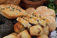 Variety of bread Royalty Free Stock Photo