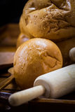 Variety of bread Royalty Free Stock Photos