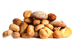 Variety of bread Stock Photography
