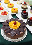 Variety of cakes Stock Photo
