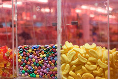 Variety of candy Stock Photo