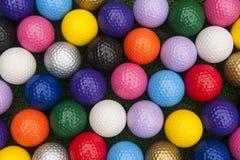 Putt Putt Balls royalty free stock images