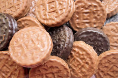 Variety cookies. Royalty Free Stock Image