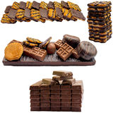 Variety cookies. Stock Photography