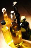 Variety of Cooking Oil Stock Photos