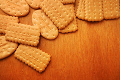 Variety of Cracker and biscuit Stock Photos