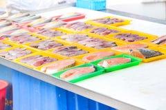 Variety of fish Royalty Free Stock Photos