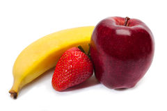 Variety of Fruit Royalty Free Stock Photography