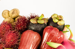 Variety fruit Royalty Free Stock Photo