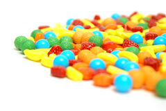 Candy Mixture Royalty Free Stock Images