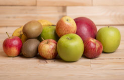 Variety of fruits Royalty Free Stock Photo