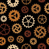 Variety Of Gears Stock Photo
