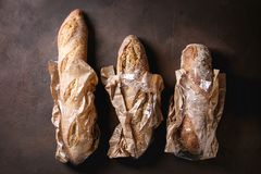 Free Variety Of Artisan Bread Royalty Free Stock Images - 112680779