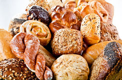 Free Variety Of Bread Royalty Free Stock Photography - 19604387