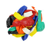 Variety Of Party Baloons Royalty Free Stock Images