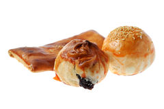 Variety Of Pastries Stock Images