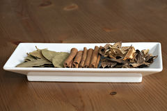 Variety of spices Royalty Free Stock Images