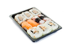 Variety of sushi Royalty Free Stock Photos