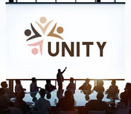 Variety Unity Treatment Togetherness Graphic Concept Royalty Free Stock Images