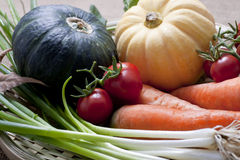 Variety of vegetable Royalty Free Stock Photography