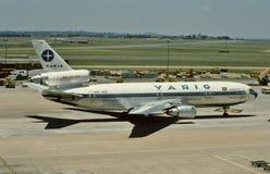 Varig McDonnell Douglas DC-10-30 PP-VMX Foto de archivo libre de regalías