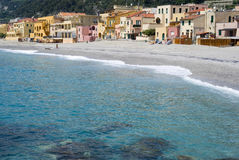 Varigotti, Italy Stock Photos