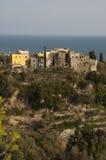 Varigotti, Riviera italiana, Italia Fotos de archivo libres de regalías