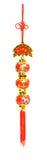 Variopinto del cellulare per la benedizione del Dio nel cinese Fotografia Stock Libera da Diritti