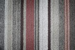 Variopinto della superficie del tessuto Fotografie Stock