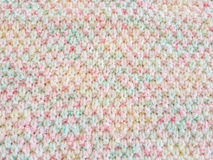 Variopinto di tricottare maglione Fotografia Stock