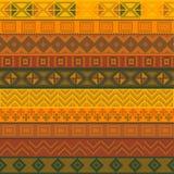 Varios adornos en diverso color Ilustración del Vector