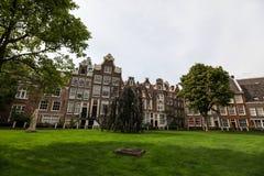 Varios 2 de paisajes de fotografias d'Amsterdam image libre de droits