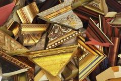 Varios marcos Imagen de archivo libre de regalías