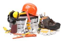 Varios working equipment. Stock Images