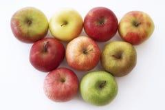Various apples Stock Photo